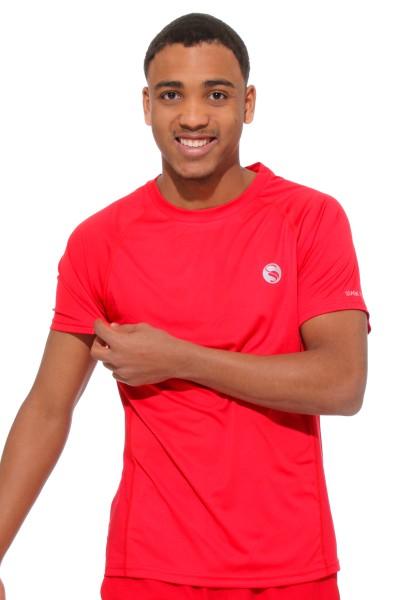 """Sport Shirt """"reflect"""", Kurzarm, Trainingsshirt"""